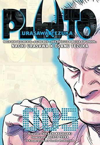 Pluto: Urasawa X Tezuka 5
