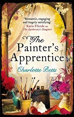 book cover of The Painter\'s Apprentice