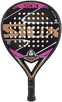 Pala padel SIUX SX3 Woman: Amazon.es: Deportes y aire libre