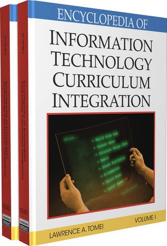 Encyclopedia of Information Technology Curriculum Integration (2-volume set)
