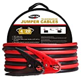 Best copper jumper cable - TOPDC 100% Copper Battery Jumper Cables 4 Gauge Review