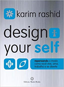 Design Your Self - Capa Azul