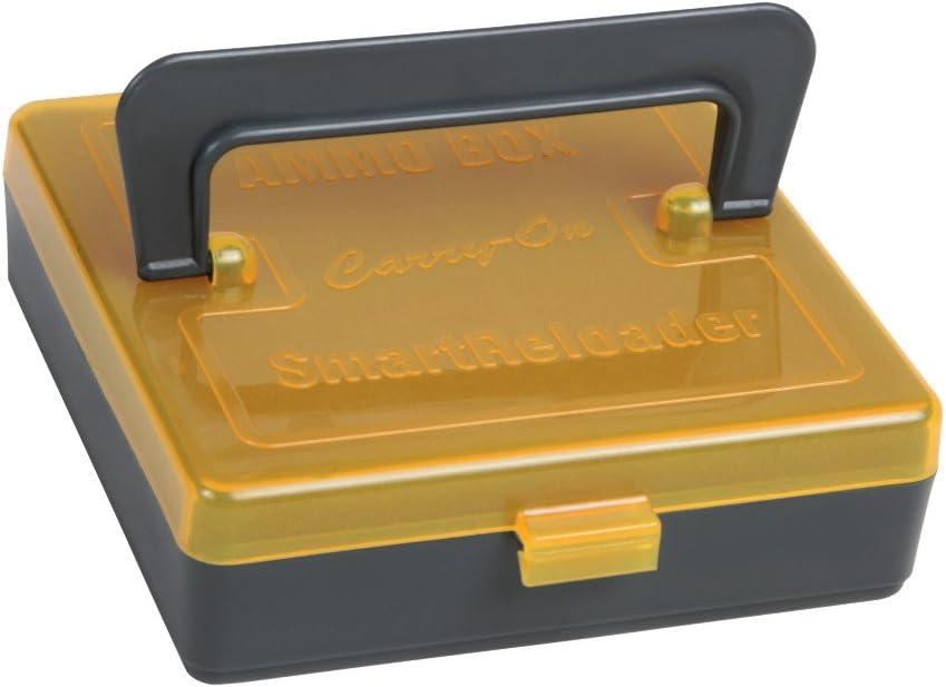 Smart Reloader SMARTRELOADER Caja para Munición Carry-On Rimfire para .22L.R. (196 tiros): Amazon.es: Deportes y aire libre