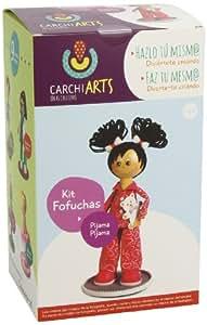 Carchivo 70010300 - Kit fofuchas Pijama