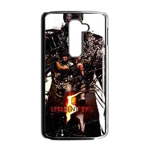 Resident Evil LG G2 Cell Phone Case Black Q6979237