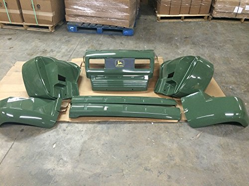 John Deere 6X4 Trail Olive Gator Plastic Body Replacement Kit
