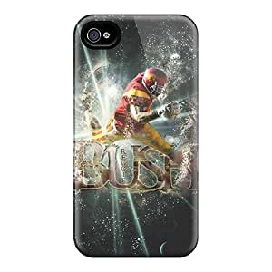 New Premium PwrMRZG-4778 Case Cover For Iphone 4/4s/ New Orleans Saints Protective Case Cover