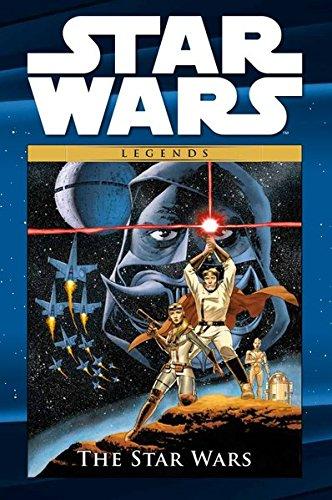 Star Wars Comic-Kollektion: Bd. 17: The Star Wars - Die Urfassung