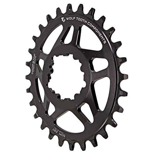 Lobo Diente direct-mount elíptica/oval Drop-Stop plato para Raceface y bielas SRAM: Amazon.es: Deportes y aire libre