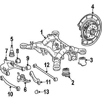 Mercedes-Benz 164 350 14 06, Suspension Control Arm