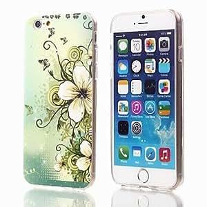 LCJ Elegant Design Pattern Plastic Cover for iPhone 6