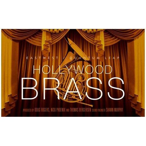 EastWest Hollywood Brass - Diamond Edition (Mac Hard Drive)