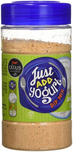 Altius Just Add Yogurt Jalapeno Lime Dip, Mix With Sour Cream, Regular or Non-Greek Yogurt, 6.52 oz