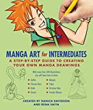 #5: Manga Art for Intermediates: A Step-by-Step Guide to Creating Your Own Manga Drawings