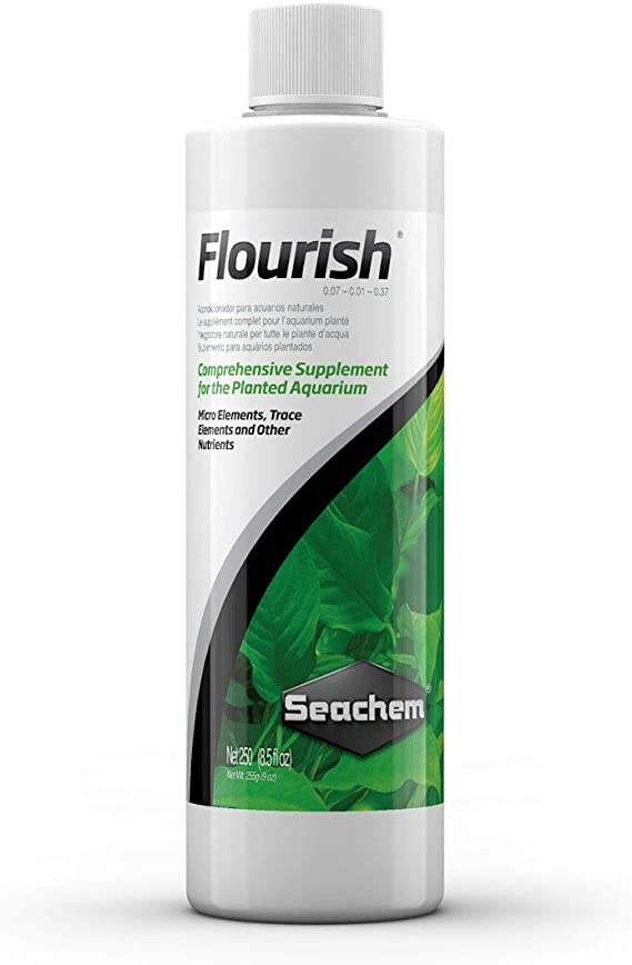 Seachem Flourish Freshwater Plant Supplement