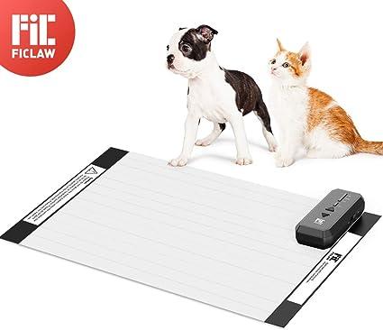 Amazon Com Ficlaw Pet Shock Mat 30x16 Inches Pet Training Mat