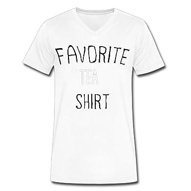 fac51601a Neck Short Sleeve Cotton T Shirt For Men Favorite Tea Shirt Tee  ShirtssizeKey1White