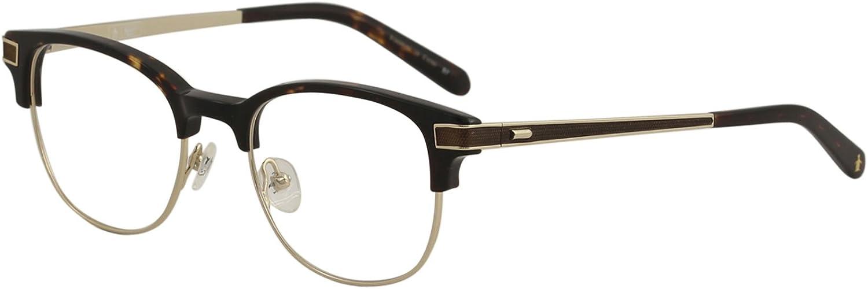 Original Penguin Eye THE SEAVER Tortoise Eyeglasses Size52