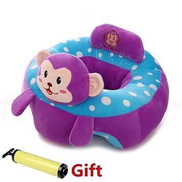 Amazon.com: Silla de bebé sentada con soporte suave para ...