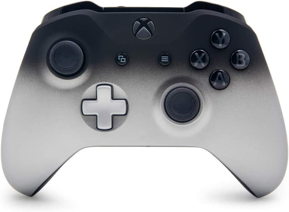 Control de Xbox One S, color Silver Shadow