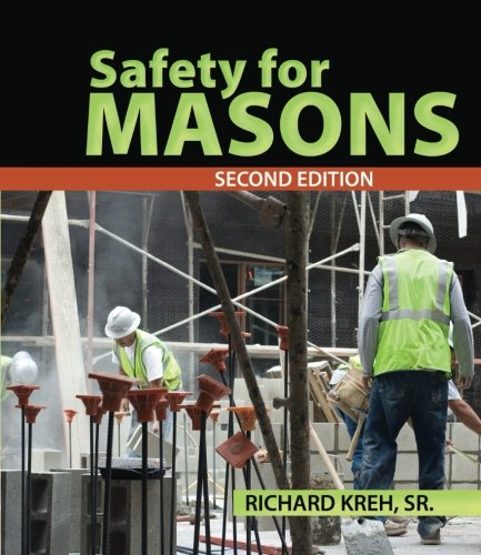 Safety for Masons by Brand: Cengage Learning