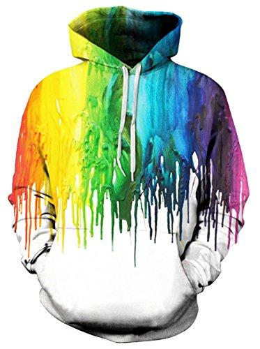 AMOMA Digital Athletic Sweaters Sweatshirts product image