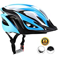EASECAMP Lightweight Bike Helmet Women and Men CPSC...