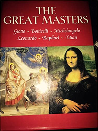 great masters library of great masters by vasari giorgio 1986 hardcover