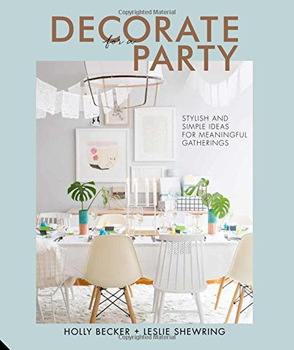 Decorate Party Stylish Meaningful Gatherings product image
