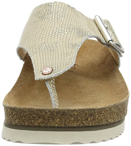 Blanco Mujer Sand Haflinger Weiß 722 Conny Mules xg1471