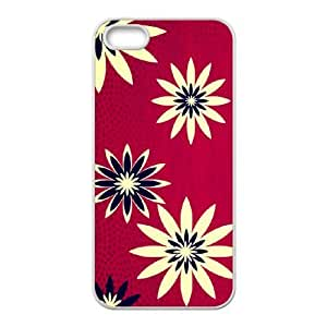 Personalized New Print Case for Iphone 5,5S, Daisies Phone Case - HL-R652357