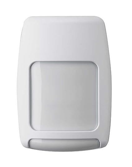 Honeywell 5800PIR-RES Sensor infrarrojo pasivo (PIR) Inalámbrico Techo/pared Blanco detector