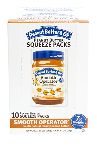 Peanut Butter Smooth Operator Squeeze