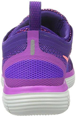 Free Court Beige Hyper Femme Women's Violet Brillant Chaussures Gris Fitness Lave Distance Rouge Violet RN 2 Running Nike Raisin de vHxq571qw