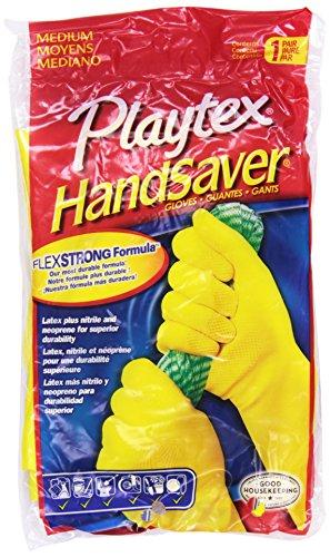 Playtex HandSaver Gloves Medium (Pack of 6)