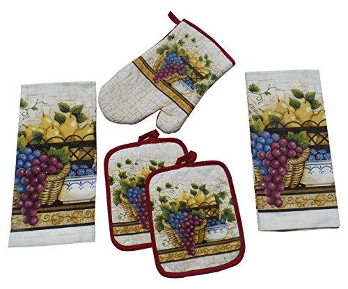 grape towel holder - 3