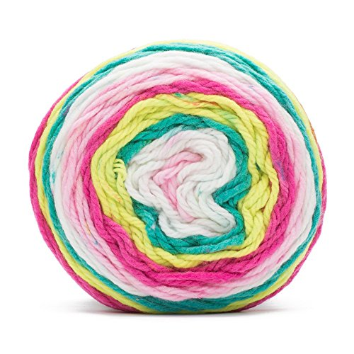 Caron Chunky Cakes Self Striping Yarn 297 yd/271 m 9.8 oz/280 g (Sweet and Sour) ()