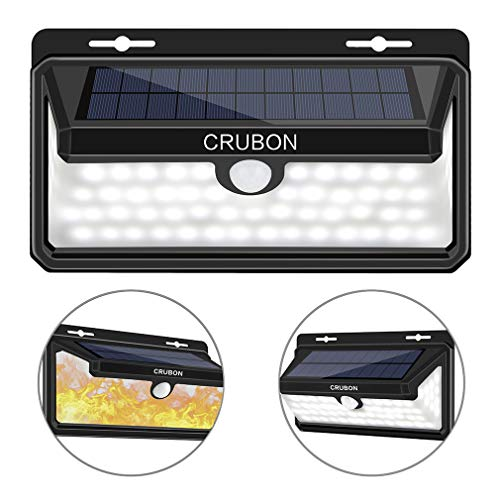 Solar Lights Security Lighting Brightest in US - 5