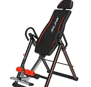 LMZZGAOYANQING máquina parada de manos aparatos de ejercicios abdomen dispositivo de dibujo al revés revés revés equipos aumentó pliegue invertido , shining ...