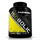 Cheap Nutrabolics – Isobolic Protein Isolate Chocolate, 5 lb