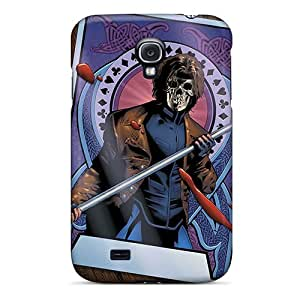 Durable Cell-phone Hard Cover For Samsung Galaxy S4 (MoP2054KDeW) Unique Design Stylish Gambit I4 Skin