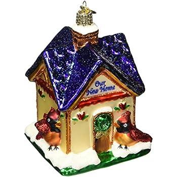 Amazon.com: Hallmark Keepsake Ornament - New Home: Home & Kitchen