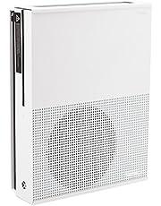 HIDEit X1S Xbox One S Vertical Wall Mount Bracket (White)