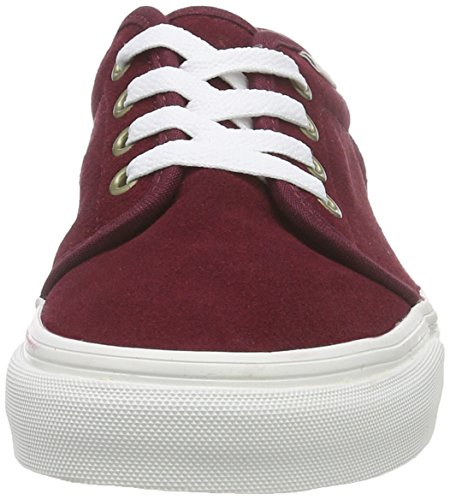 Vans Vulcanized, Unisex-Adults' Trainers Red ((Vintage) Win