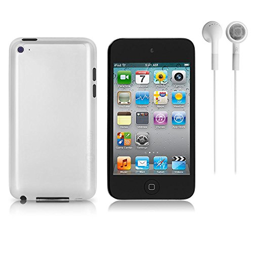 Shopping For Apple iPod touch 8GB (4th Generation) Black +Screen Protecto