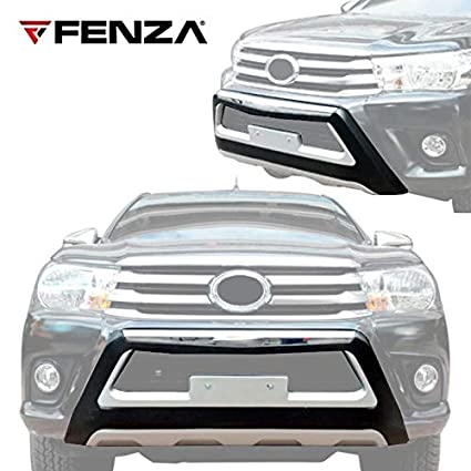 Amazon com: Front Bumper Guard for 2016-2018 Toyota Hilux