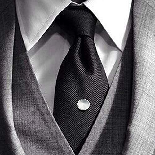 Buy mens silver tie tack