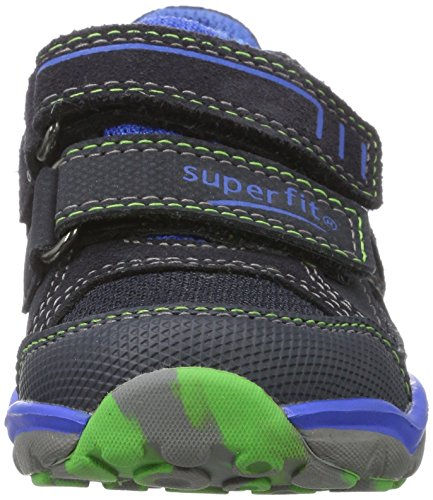 Superfit Sport5 - Zapatilla Baja Niños Blau (Ocean Multi)