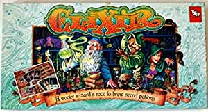 Elixir TSR Board Game of Wacky Wizards and Secret Potions