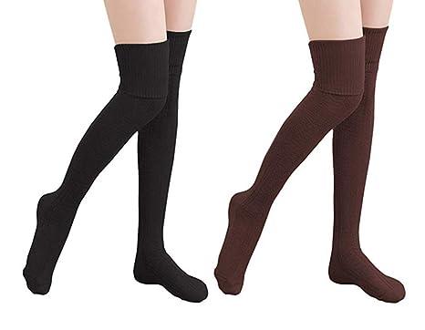 chaussettes montantes